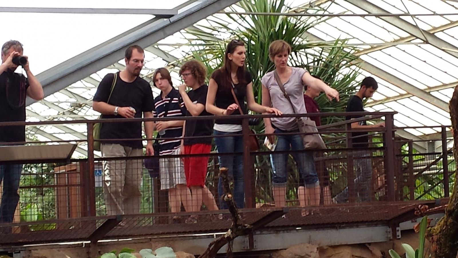 Ecole cheval paysage amiti franco allemande for Halloween 2015 jardin franco allemand sarrebruck