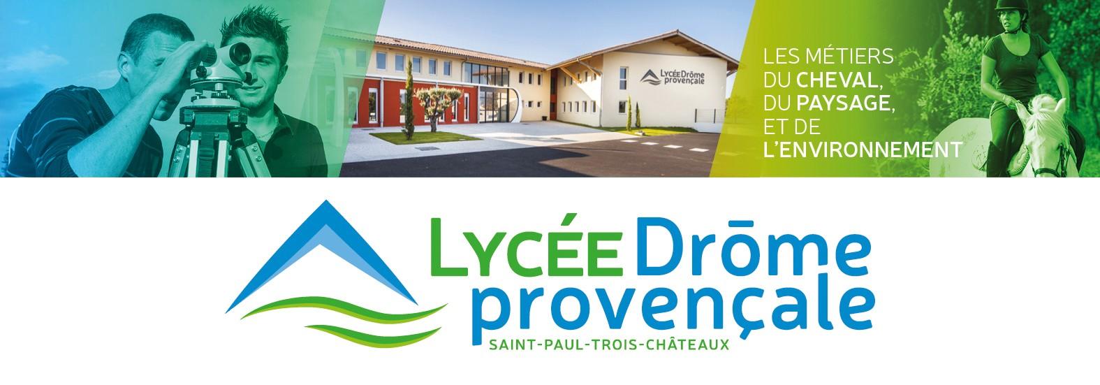 Lycée  Drome Provençale