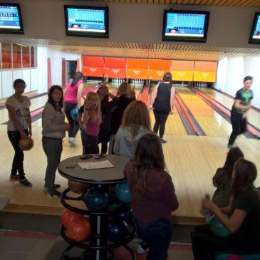 Sortie bowling !