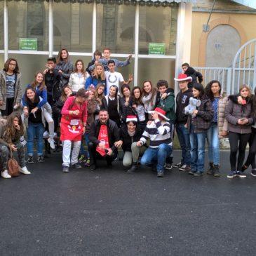 Loto de Noël pour les collégiens !