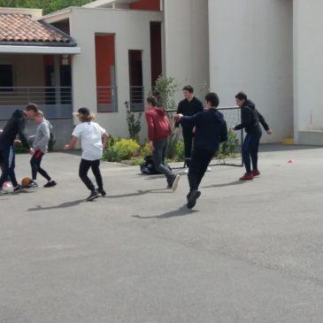 Vie scolaire dynamique et sportive !